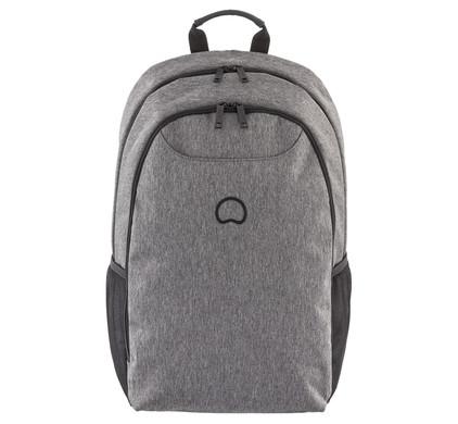 "Delsey Esplanade 2-CPT Backpack 15,6"" Antracite"