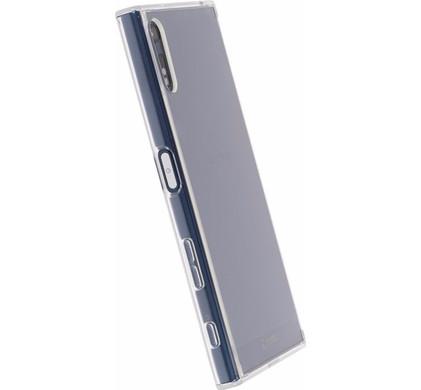 new concept 94675 63f4b Krusell Kivik Sony Xperia XZ Premium Back Cover Transparent