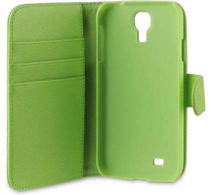 Xqisit Wallet Case Samsung Galaxy S4 Groen