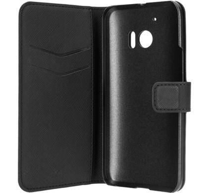 Xqisit Viskan Wallet Case HTC 10 Zwart