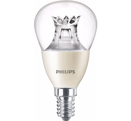 Philips LED bulb 6W E14 Dimmable (4x) - Coolblue - anything for a smile