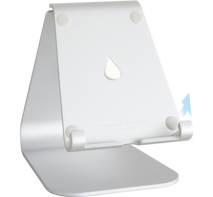 Rain Design mStand Plus Tabletstandaard Apple Zilver