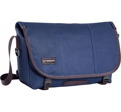 Timbuk2 Classic Messenger Medium Blauw