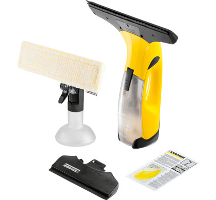 Karcher Window Vac WV 2 Premium Yellow Main Image