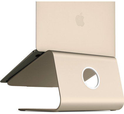 Rain Design mStand 360 MacBook Standaard Goud