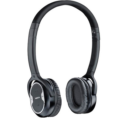 Nokia BH-504 Bluetooth Stereo Headset + Bluetooth Dongle