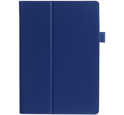Just in Case Lenovo Tab 2 A10-30 Folio Hoes Blauw