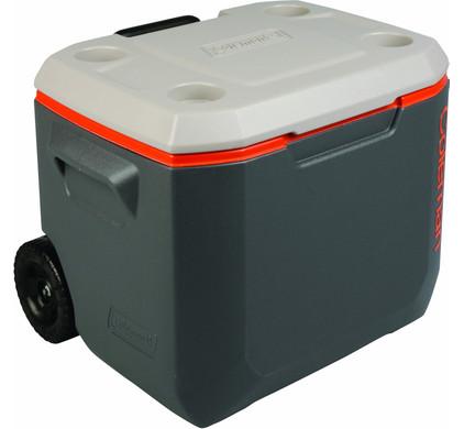 Coleman 50 Qt Xtreme Wheeled Cooler Tricolor