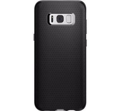 info for 4fe76 c701d Spigen Liquid Air Samsung Galaxy S8 Plus Back Cover Black