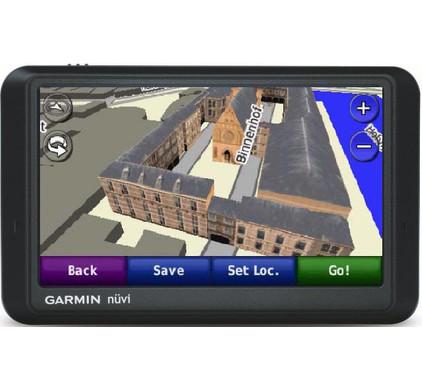 Garmin Nuvi 775T Europe & VS + Tas + Thuislader