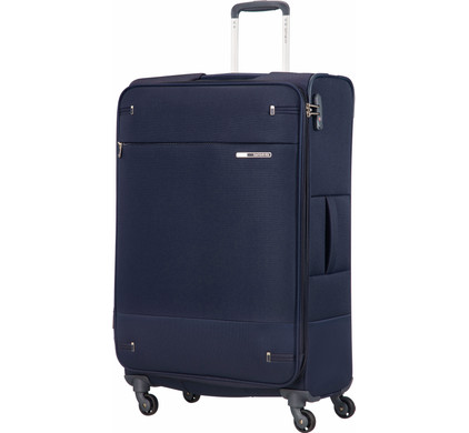 Samsonite Base Boost Expandable Spinner 78cm Navy Blue
