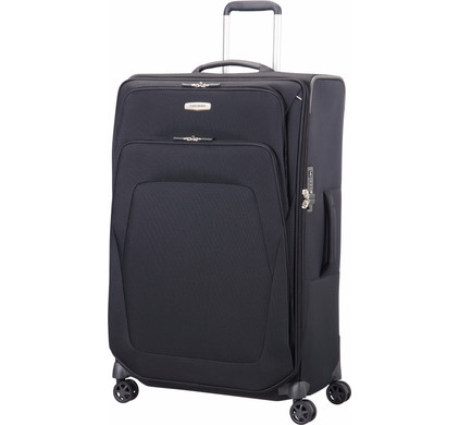 Samsonite Spark SNG Expandable Spinner 79cm Black