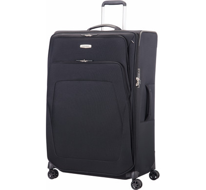 Samsonite Spark SNG Expandable Spinner 82cm Black