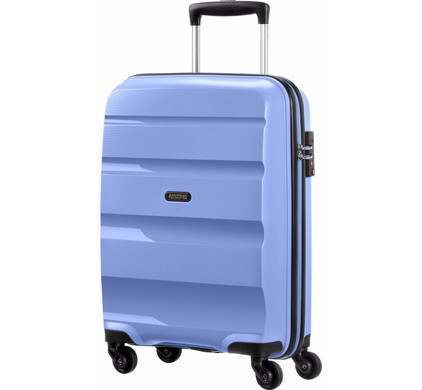 American Tourister Bon Air Spinner S Strict Porcelain Blue