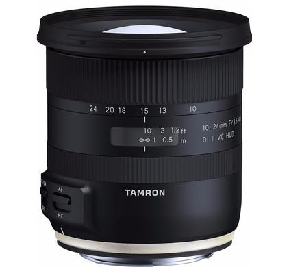 Tamron 10-24mm F/3.5-4.5 Di II VC HLD Canon Main Image