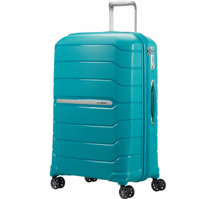 Samsonite Flux Expandable Spinner 68cm Ocean Blue
