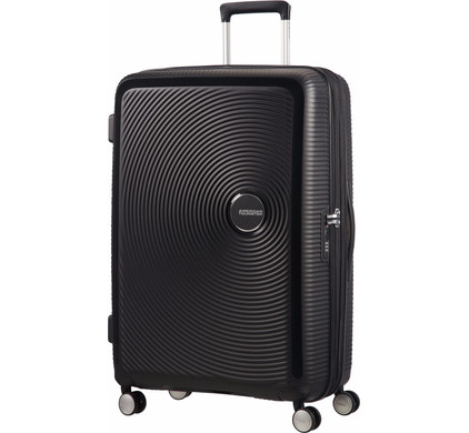 American Tourister Soundbox Expandable Spinner 77 cm Bass Black