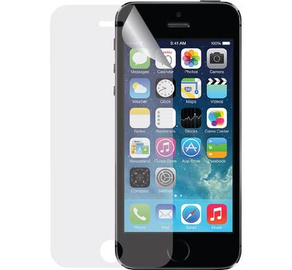 Azuri Apple iPhone 5/5S/SE Screenprotector Plastic Duo Pack - Coolblue - Voor 23.59u, morgen in huis