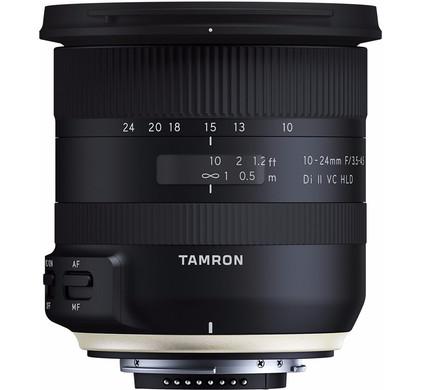 Tamron 10-24mm F/3.5-4.5 Di II VC HLD Nikon Main Image