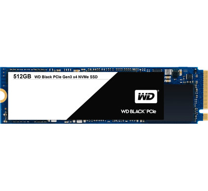 WD Black 3D NAND SSD 500 GB M.2