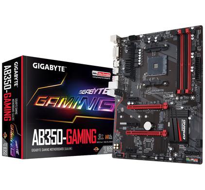 Gigabyte AB350 Gaming