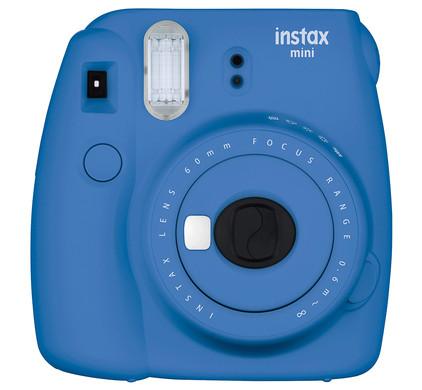 Fuji Instax Mini 9 Cobalt Blue