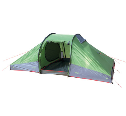 Bo-Camp Tent Switch 4 Groen/Grijs