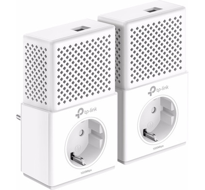 TP-Link TL-PA7010P No WiFi 1,000Mbps 2 adapters Main Image
