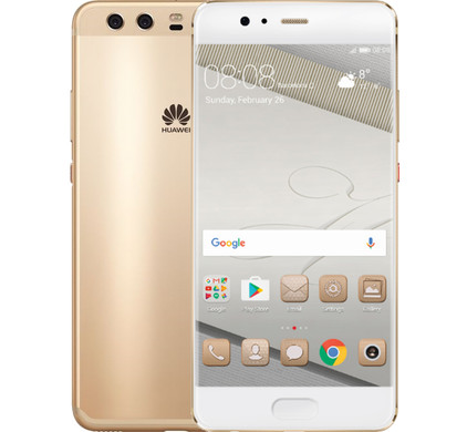 Huawei P10 Plus Goud - Coolblue - Voor 23.59u, morgen in huis
