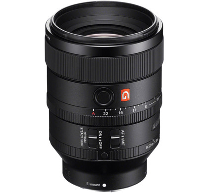 Sony FE 100mm f/2.8 STF GM OSS Front