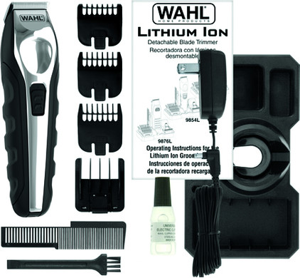 Wahl Lithium Ion Total Beard Trimmer 9888