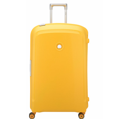 Delsey Belfort Plus Spinner 82cm Yellow