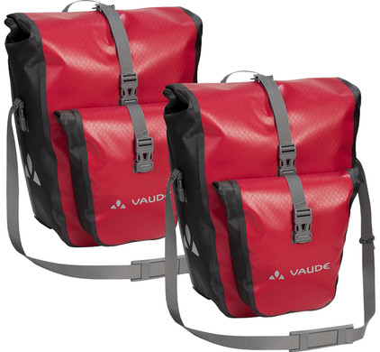 Vaude Aqua Back Plus Indian Red (paar)