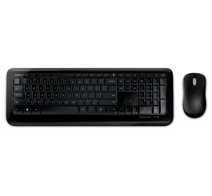 Microsoft Wireless Desktop 850 Toetsenbord en Muis Qwerty