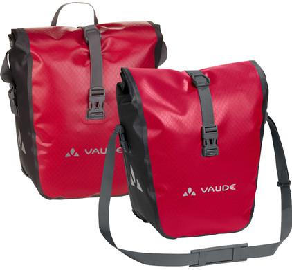 Vaude Aqua Front Indian Red (paar)