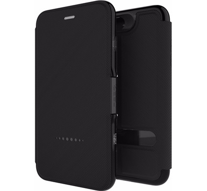GEAR4 D3O Oxford Apple iPhone 7 Plus/8 Plus Zwart