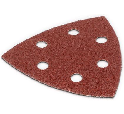 Kreator Driehoekschuurschijf 90x90x90 mm K240 (5x)