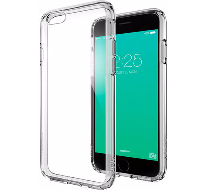 Spigen Ultra Hybrid Apple iPhone 6/6s Grijs
