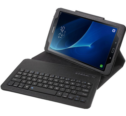 Just in Case Samsung Galaxy Tab A 10.1 Toetsenbord Hoes QWERTY