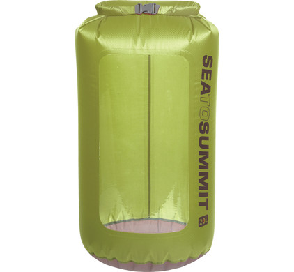 Sea to Summit Ultra-Sil View Dry Sack 20L Green