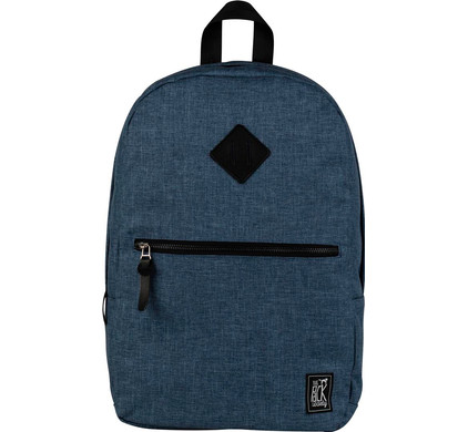 The Pack Society Backpack Light Blue Duo Tone