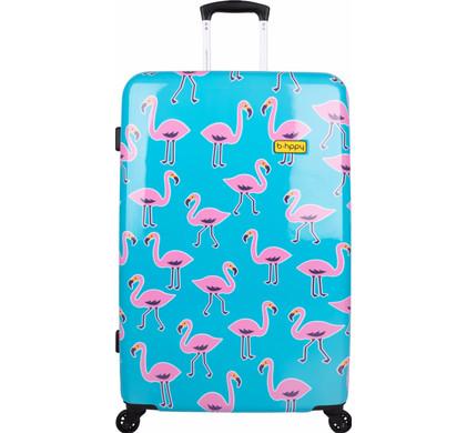BHPPY Spinner 77 cm Go Flamingo