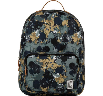 The Pack Society Classic Green Camo All Over