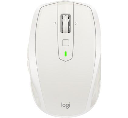 Logitech MX Anywhere 2S Draadloze Mobiele Muis Wit