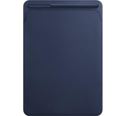 Apple Leren Sleeve iPad Pro 10,5 inch Donkerblauw