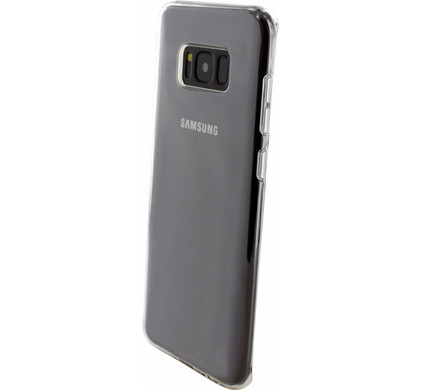 premium selection 42898 79e0d Mobiparts Essential TPU Samsung Galaxy S8 Plus Back Cover Transparent