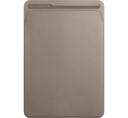 Apple Leren Sleeve iPad Pro 10,5 inch Taupe