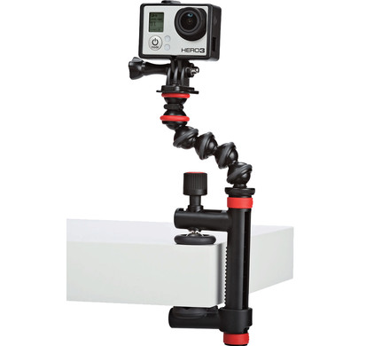 Joby Action Clamp & Gorillapod Arm Main Image