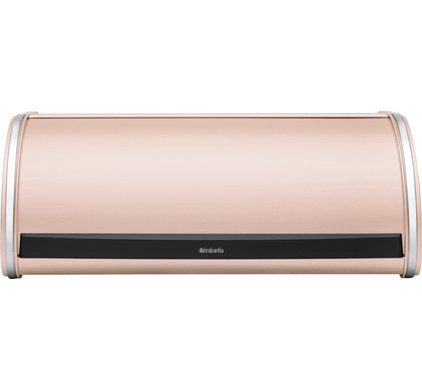 Brabantia Bread Drum Sliding Lid Clay Pink Main Image