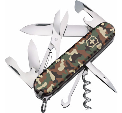 Victorinox Climber Camouflage